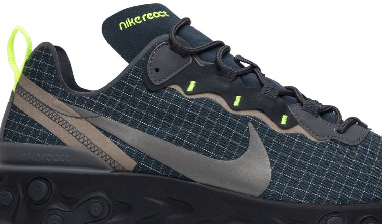 factory authentic footwear free shipping React Element 55 'Grid - Armory Navy'