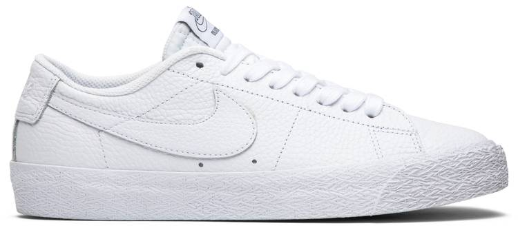 the latest 97f18 7071e Shoptagr | Nba X Blazer Low Sb 'white' by Nike