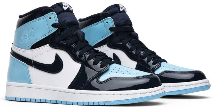 Wmns Air Jordan 1 Retro High OG 'Blue Chill' - Air Jordan ...