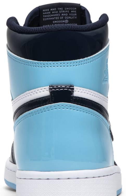 Wmns Air Jordan 1 Retro High OG 'Blue Chill' - Air Jordan ...