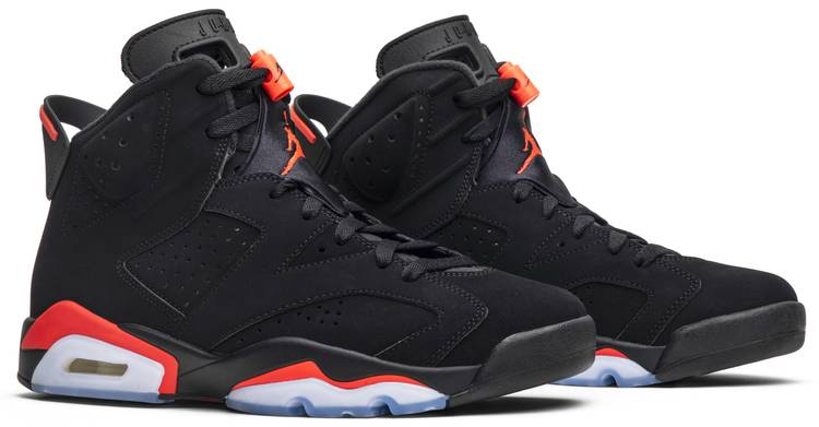save up to 80% new list 50% price Air Jordan 6 Retro 'Infrared' 2019