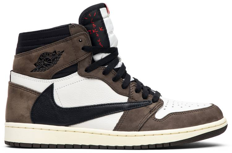 Travis Scott x Air Jordan 1 Retro High OG 'Mocha'