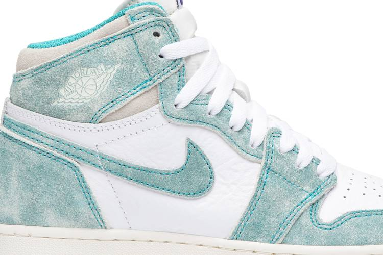 Air Jordan 1 Retro High OG GS 'Turbo Green' - Air Jordan ...
