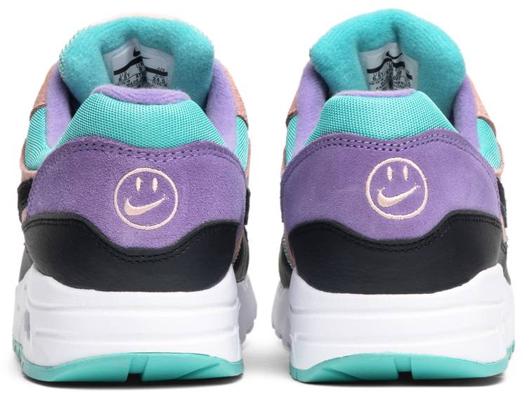 quality design more photos limited guantity Air Max 1 GS 'Have A Nike Day'
