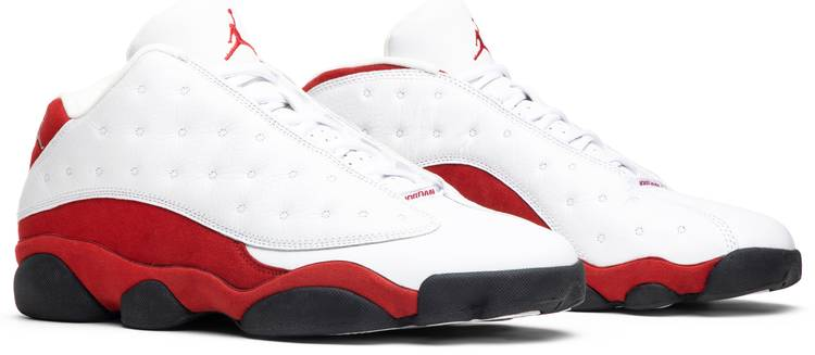 Air Jordan 13 Retro Low 'Cherry' 2005