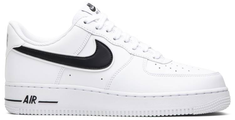 Air Force 1 Low '07 3 'White Black' - Nike - AO2423 101 | GOAT
