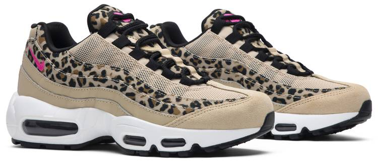 defensa mordedura Más temprano  Wmns Air Max 95 Premium 'Leopard' - Nike - CD0180 200 | GOAT