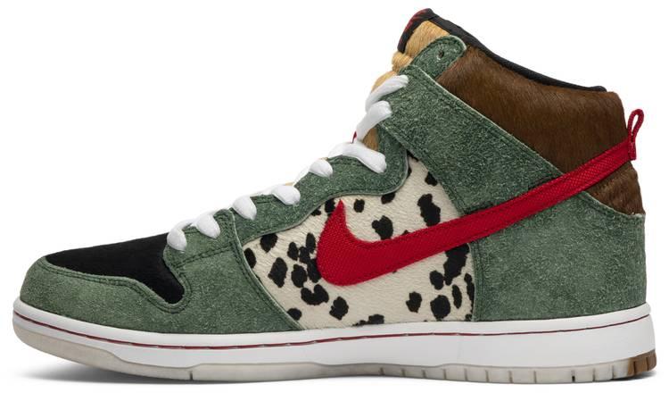 Frase Más allá Cadena  Dunk High SB 'Walk The Dog' - Nike - BQ6827 300 | GOAT