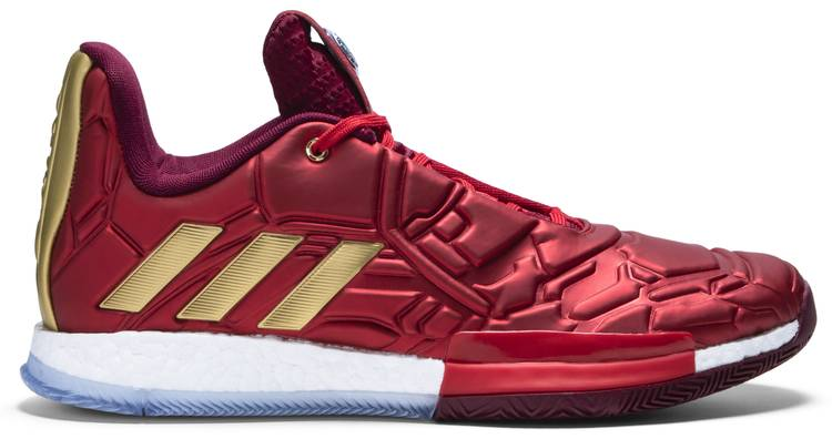 adidas iron man sneakers