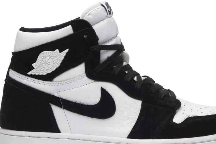air jordan 1 high twist panda