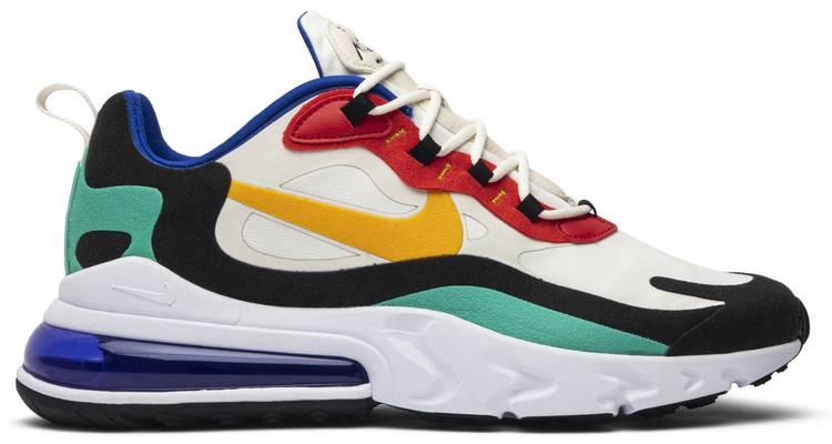Air Max 270 React Bauhaus Nike Ao4971 002 Goat