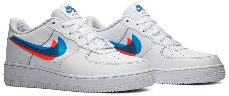 air force 1 3d uomo
