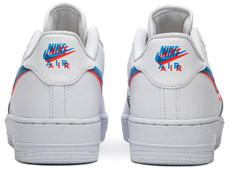 Air Force 1 LV8 KSA GS '3D Glasses'