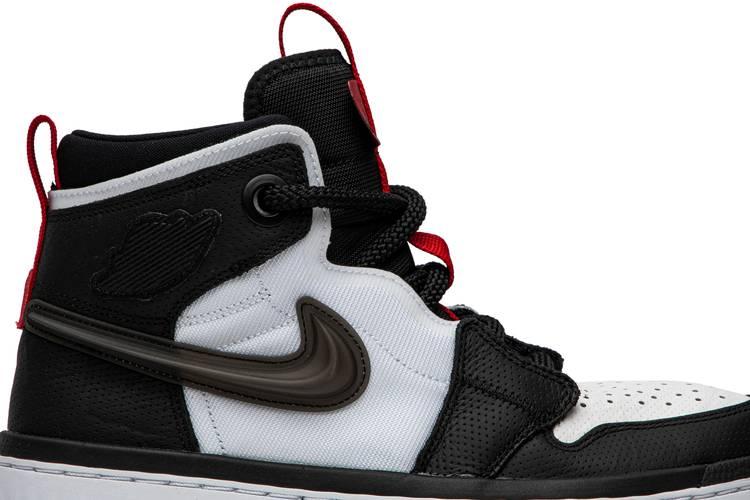 Air Jordan 1 React High Black White Air Jordan Ar5321 016 Goat