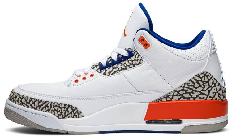 Air Jordan 3 Retro 'Knicks'