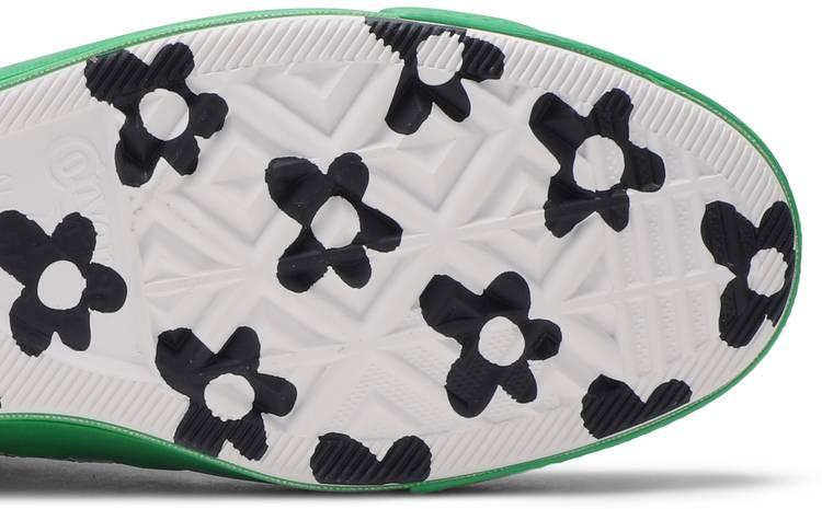 Golf Le Fleur X One Star Ox Kelly Green Converse 164025c Goat