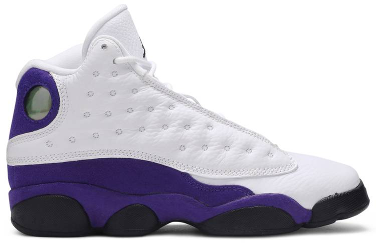 Air Jordan 13 Retro Gs Lakers Air Jordan 884129 105 Goat