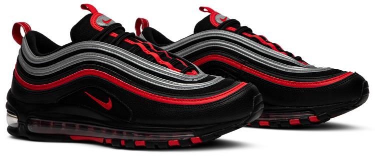 Air Max 97 'Reflective Bred' Nike 921826 014 | GOAT