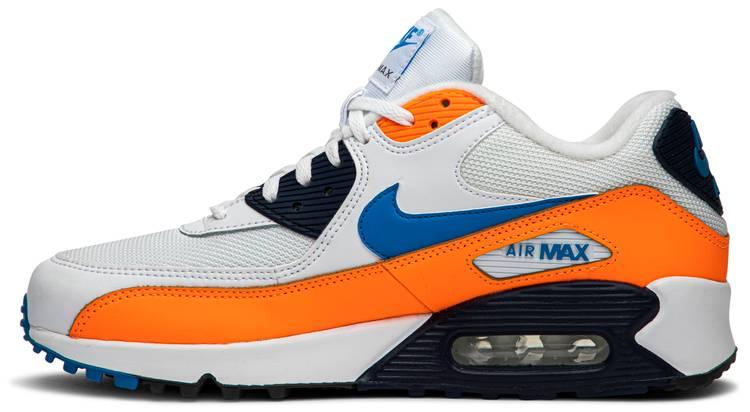 Air Max 90 'Orange Blue'