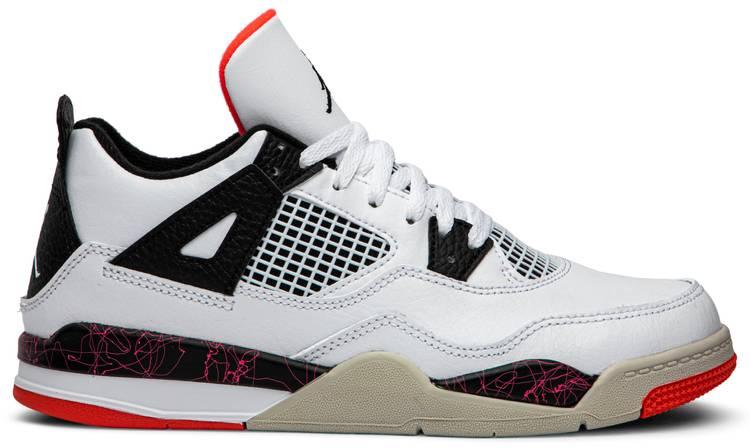Air Jordan 4 Retro PS 'Pale Citron'