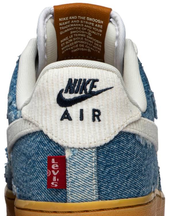 Quejar bulto cocaína  Levi's x Air Force 1 Low 'Nike By You' - Nike - CI5766 XXX | GOAT