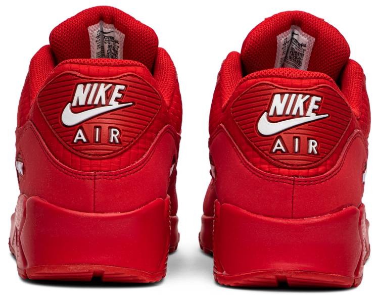 Air Max 90 Essential 'University Red'
