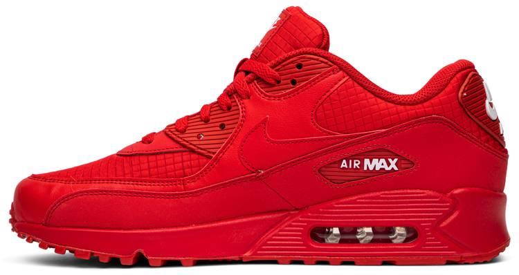 air max 90 red