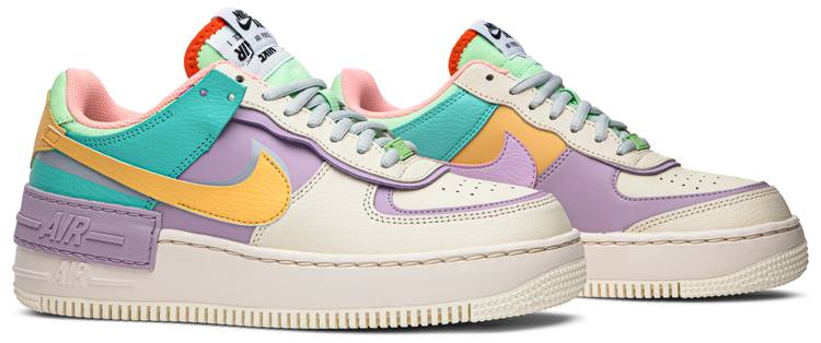 Wmns Air Force 1 Shadow Pale Ivory Nike Ci0919 101 Goat 4.3 out of 5 stars 11 ratings. wmns air force 1 shadow pale ivory