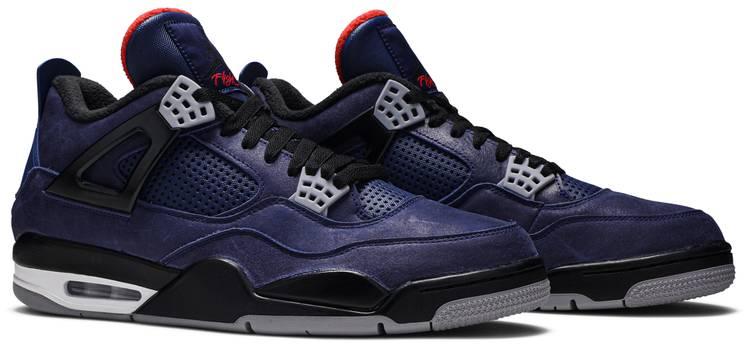 Air Jordan 4 Winter 'Loyal Blue'