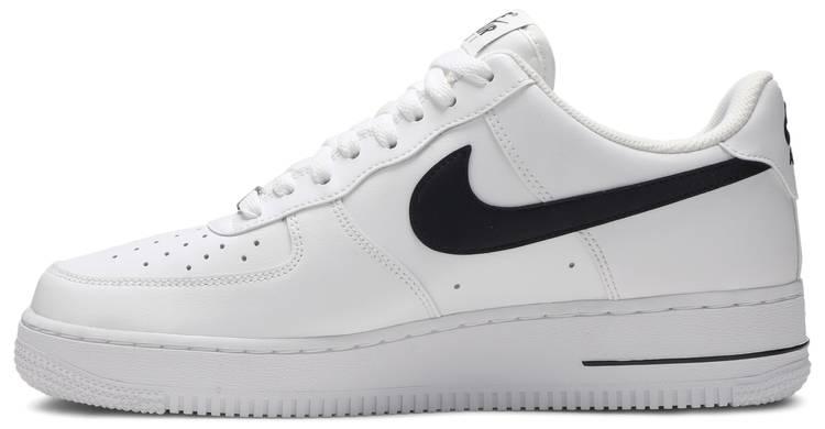 Air Force 1 '07 AN20 'White Black' - Nike - CJ0952 100 | GOAT