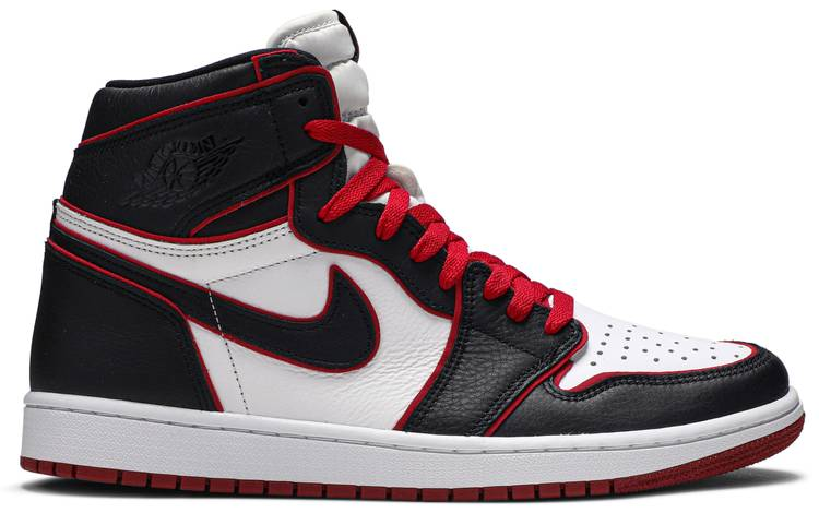 Air Jordan 1 Retro High OG 'Bloodline' - Air Jordan - 555088 ...