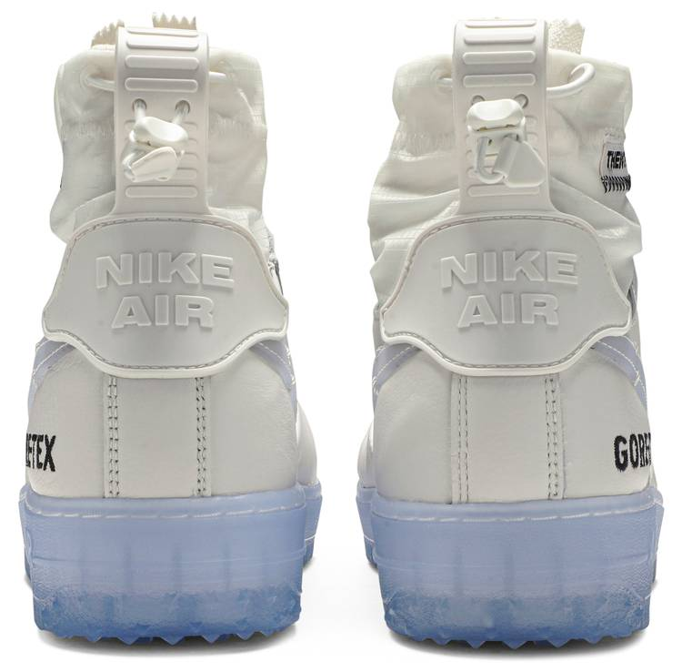Nike Air Force 1 WTR Gore Tex Phantom White CQ7211 002