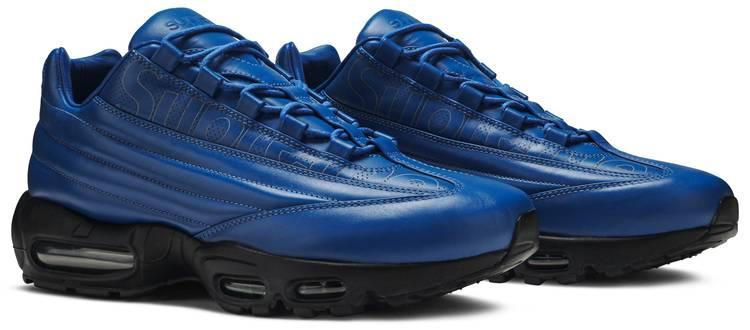 Diez Artesano al límite  Supreme x Air Max 95 Lux 'Hyper Cobalt' - Nike - CI0999 400 | GOAT