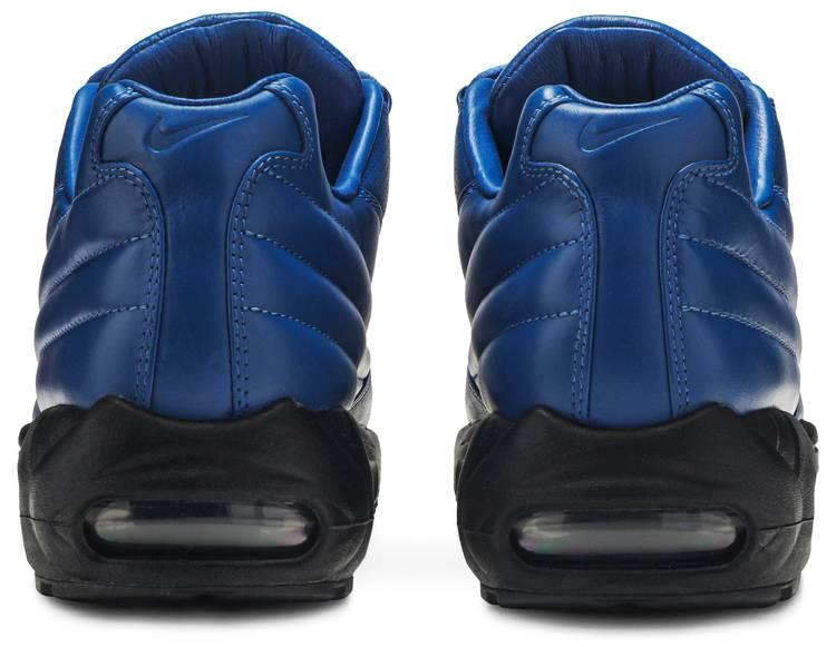 Supreme x Air Max 95 Lux 'Hyper Cobalt' - Nike - CI0999 400 | GOAT