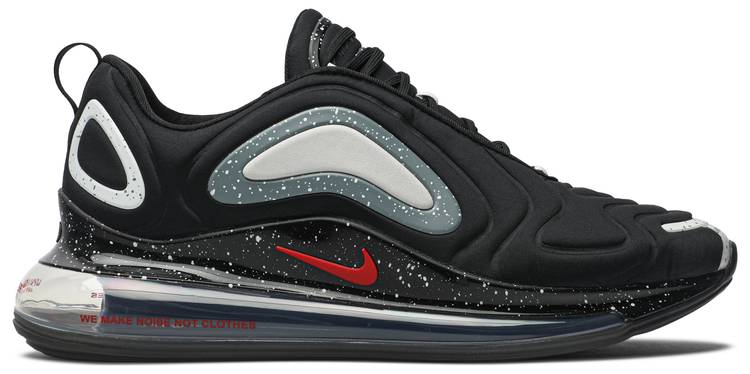 Undercover X Air Max 720 Black Nike Cn2408 001 Goat