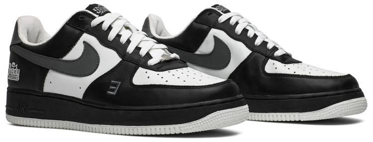 Bienes Mayor Hornear  Eminem x Air Force 1 Low 'Shady Records' - Nike - BMB592 M2 C1 | GOAT