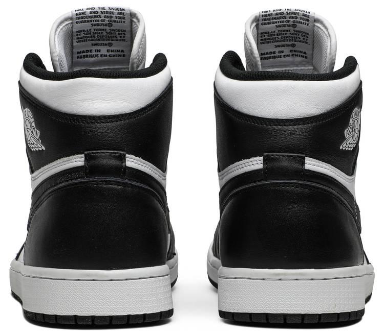 Air Jordan 1 Retro High OG 'Black/White'
