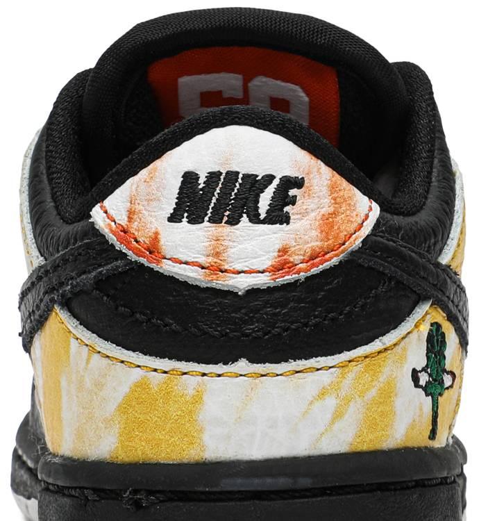 Dunk Sb Low Toddler Tie Dye Raygun Black Nike