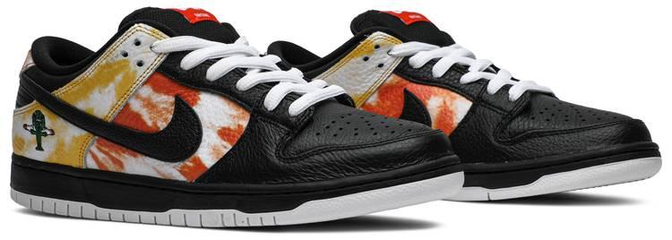 Nike Dunk SB Low 'Tie-Dye Raygun - Black'