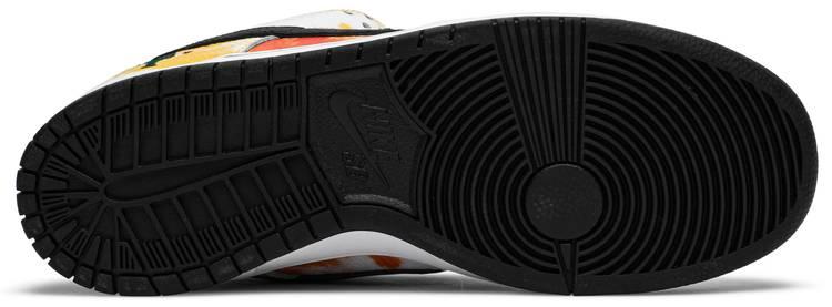 Nike Dunk SB Low 'Tie-Dye Raygun - White'