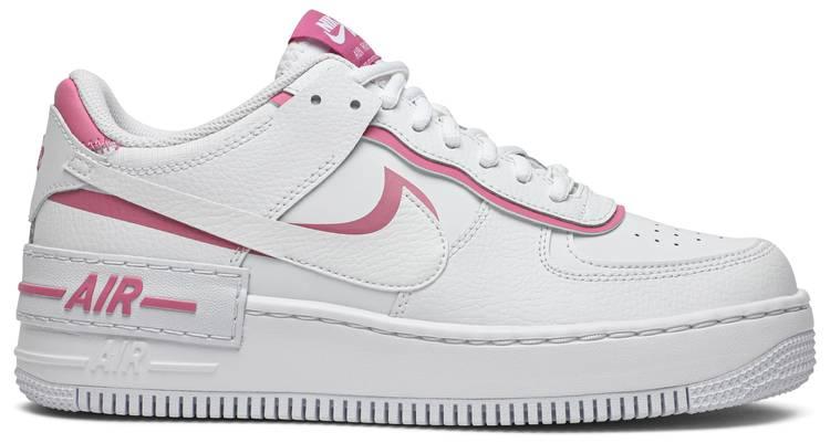 Wmns Air Force 1 Shadow White Magic Flamingo Nike Ci0919 102 Goat Nike air force 1 shadow. wmns air force 1 shadow white magic flamingo