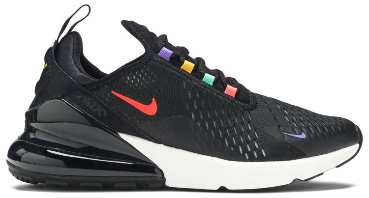 Air Max 270 'Black Multicolor' - Nike - AH8050 023 | GOAT