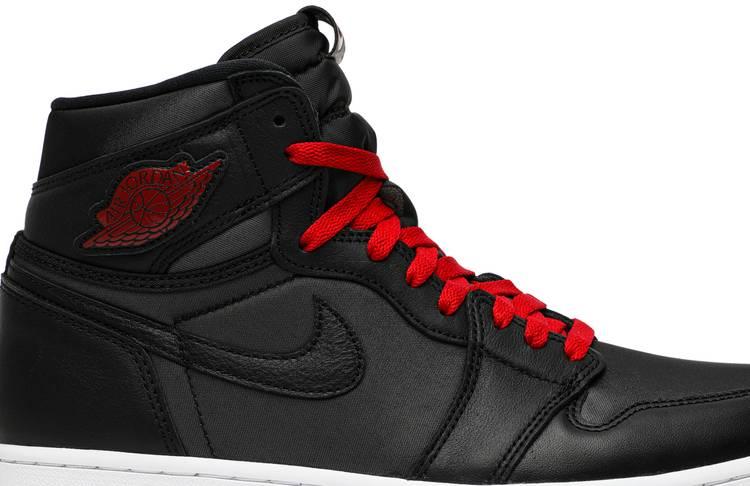 Air Jordan 1 Retro High Og Black Gym Red Air Jordan 555088
