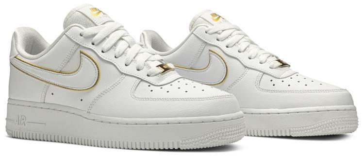 Wmns Air Force 1 07 ESS 'Metallic Gold' - Nike - AO2132 102 | GOAT