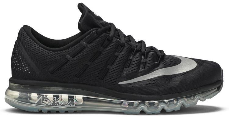Air Max 2016 'Black Dark Grey' - Nike - 806771 001 | GOAT