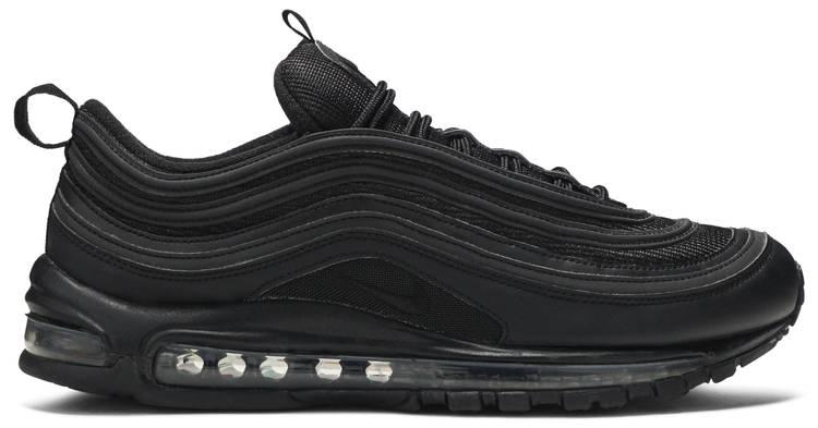 attività Escrementi Taccuino  Air Max 97 'Triple Black' - Nike - BQ4567 001   GOAT