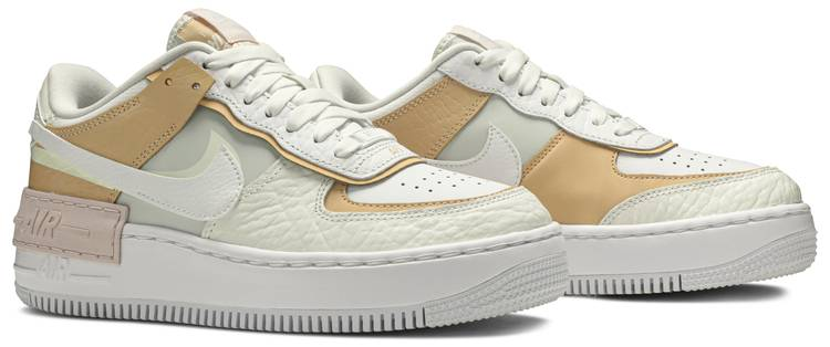 Wmns Air Force 1 Shadow Se Spruce Aura Nike Ck3172 002 Goat