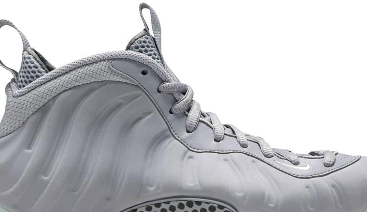 Nike Air Foamposite One Black Suede Tag