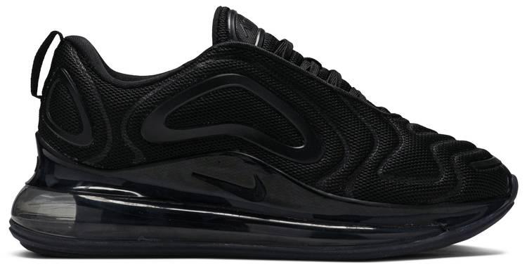 Air Max 720 Triple Black Nike Ao2924 007 Goat