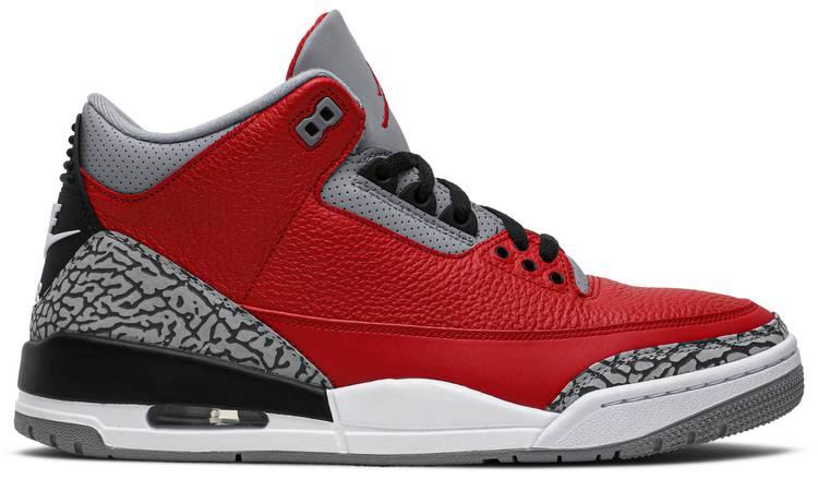 Air Jordan 3 Retro SE 'Unite' - Air Jordan - CK5692 600 | GOAT